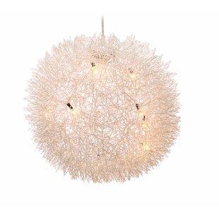 8-Light Pendant by dCOR design