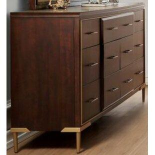 Mercer41 Bache 7 Drawer Dresser