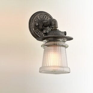 17 Stories Nikky 1-Light Outdoor Sconce