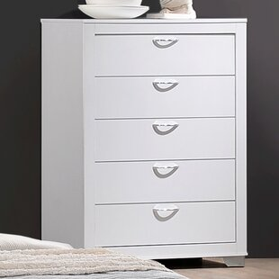 Ketterer 5 Drawer Chest