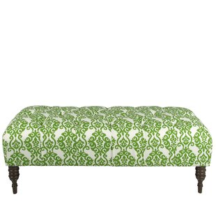 Ohara Tufted Upholstered Bench by Bloomsbury Market Modern