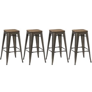 Compare & Buy 30 Bar Stool (Set of 4) by Famis Corp Reviews (2019) & Buyer's Guide