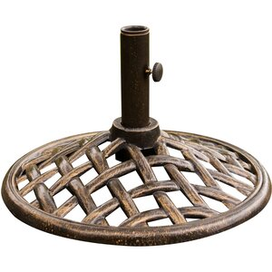 Lauritsen Iron Umbrella Base