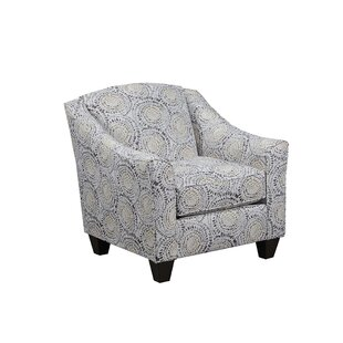 Henfield Mosaic Antique Armchair by Alcott Hill