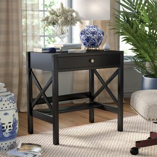 Chaffin 1 Drawer Writing Desk by Charlton Home