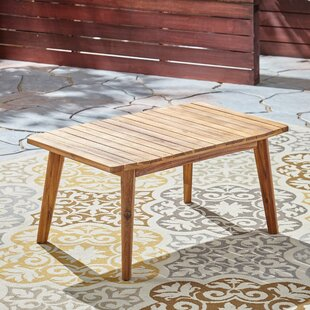 Helena Wooden Coffee Table