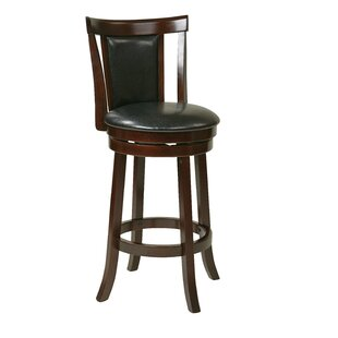OSP Designs 30 Swivel Bar Stool Office Star Products