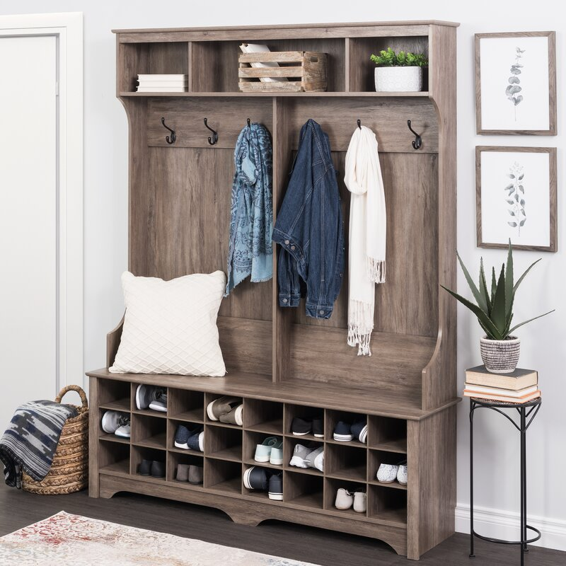 Mudroom Bench Free Standing