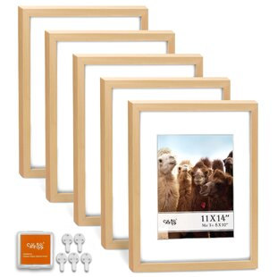 8 X 10 Wood Picture Frames Free Shipping Over 35 Wayfair