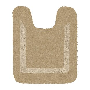 Mitchell Facet Almond Contour Mat by August Grove Discount