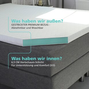 Matratzenauflagen Topper Liegeflache 200 X 200 Cm Zum Verlieben