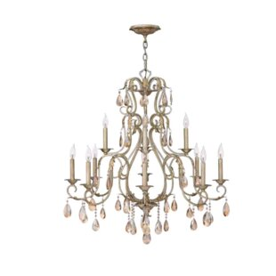 Hinkley Lighting Carlton 12-Light Chandelier