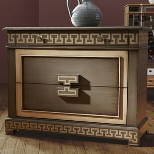 Raygoza 3 Drawer Chest