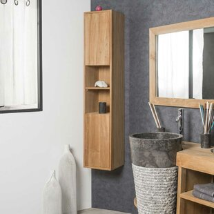 Gordon 30cm X 150cm Corner Wall Mounted Cabinet By Gracie Oaks