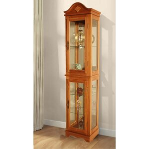 Lighted Curio Cabinet by Jenlea Price