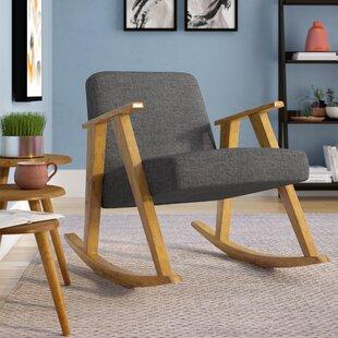 Brayden Studio Welliver Rocking Chair