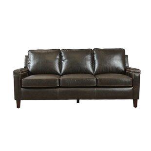 Klas Leather Sofa