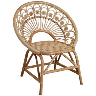 Groton Natural Tub Chair By Bay Isle Home