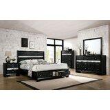 Seman Platform Configurable Bedroom Set by Everly Quinn