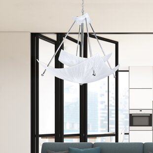 Cozart 6-Light Pendant by Orren Ellis