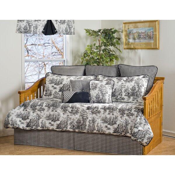 August Grove Karlyn Toile Comforter Set Wayfair
