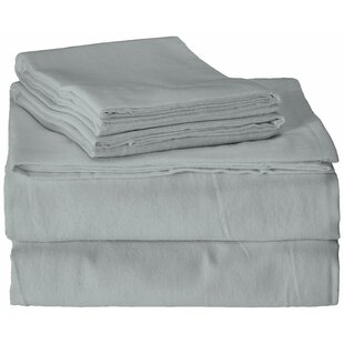 Flannel 100% Cotton Sheet Set