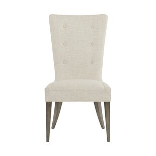 Profile Upholstered Dining Chair (Set Of 2) by Bernhardt