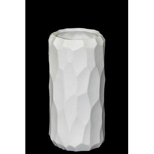 Perron Ceramic Cylindrical Table Vase