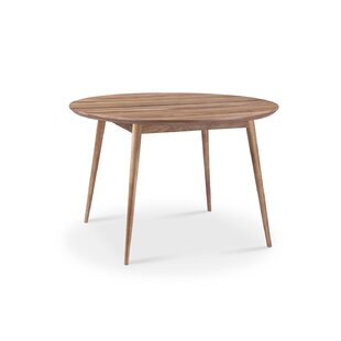 Hilltop Moon Dining Table by George Oliver 2019 Coupon