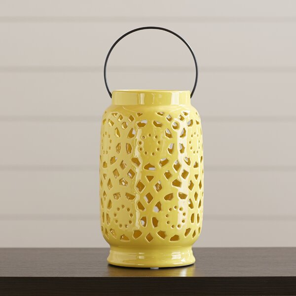 Ceramic Lantern Wayfair