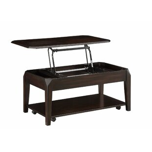 Iseminger Lift Top Coffee Table with Storage