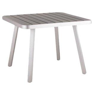 Bekasi Aluminum Dining Table