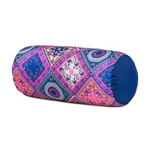 Abeyta Bandana Outdoor Bolster Cushion By Latitude Vive