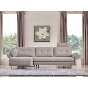 Carnmore Fabric Sectional by Corrigan Studio