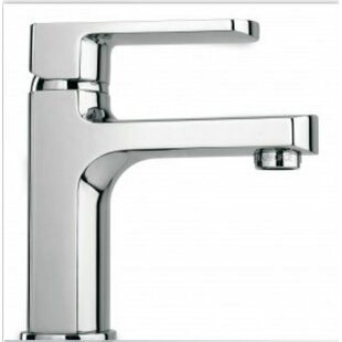 Just Manufacturing Bathroom Faucet with Drain Assembly