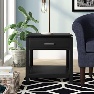 Mayhew End Table With Storage