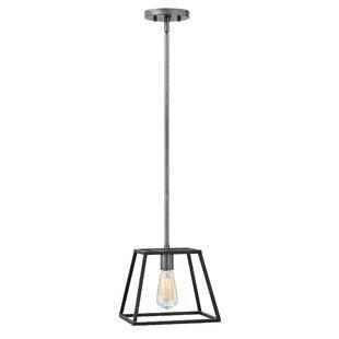 Foundry Select 1-Light Square/Rectangle Pendant