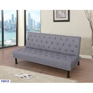 Camron Futon Bed Convertible Sofa Winston Porter