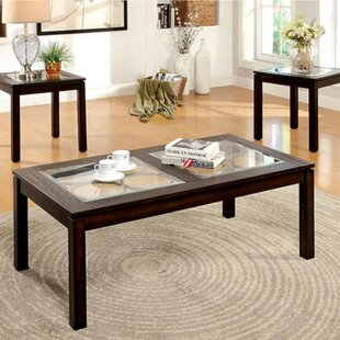 Darby Home Co Eppinger 3 Piece Coffee Table Set