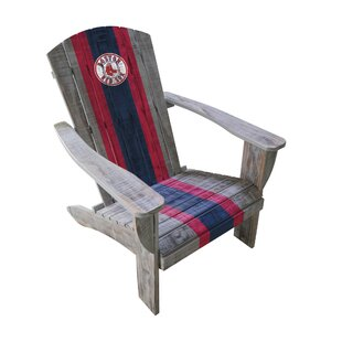 MLB Wood Adirondack Chair