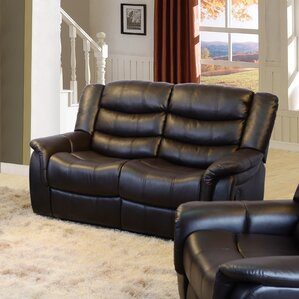 Madison Reclining Loveseat by Beverly Fine Furniture