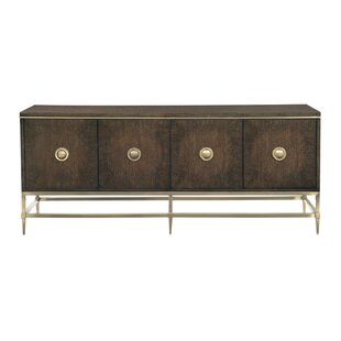 Clarendon TV Stand for TVs up to 75 by Bernhardt