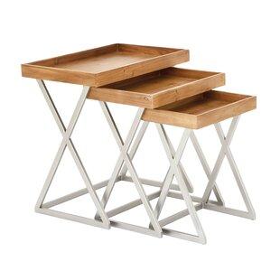 Winsome Wood Tv Tray Set | Wayfair