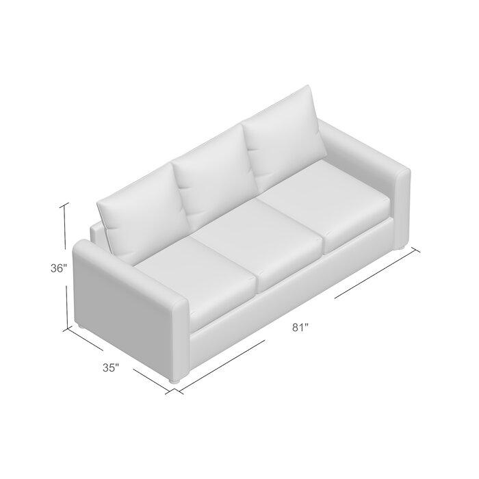 Serta Upholstery Martin House Modern Sofa Bed