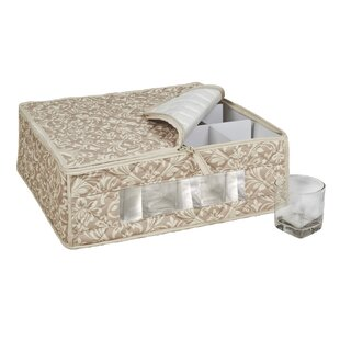 Cups and Rock Glass Stemware Storage