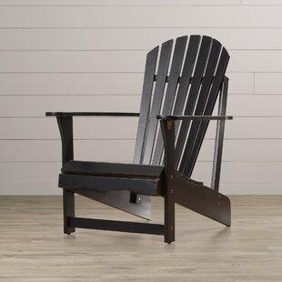Hinman Solid Wood Adirondack Chair