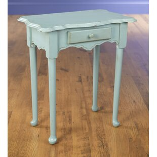 1 Drawer End Table By AA Importing