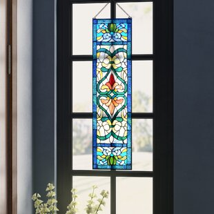 Stained Glass Fairy Lamp Wayfair