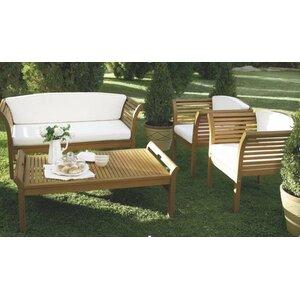 4-Sitzer Sofa-Set Malaga von Garten Living