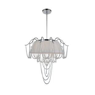 CWI Lighting 5-Light Cone Pendant